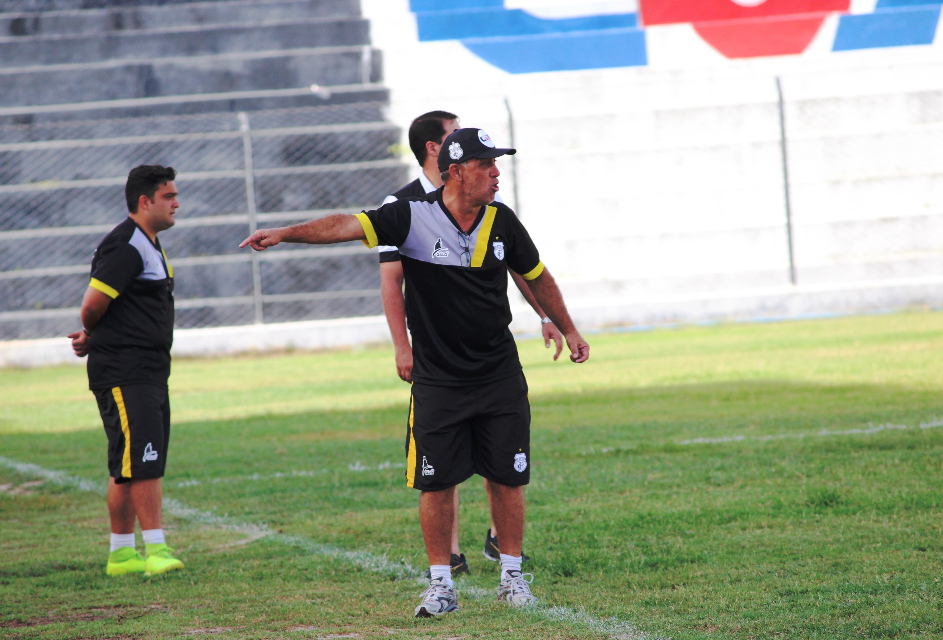 PB Esportes Celso comanda coletivo com novidades no time titular ... 23abad297262a