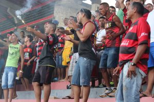 ff94627b0f O último treino do Campinense antes da partida contra o Botafogo-PB foi uma  verdadeira festa para a torcida rubro negra
