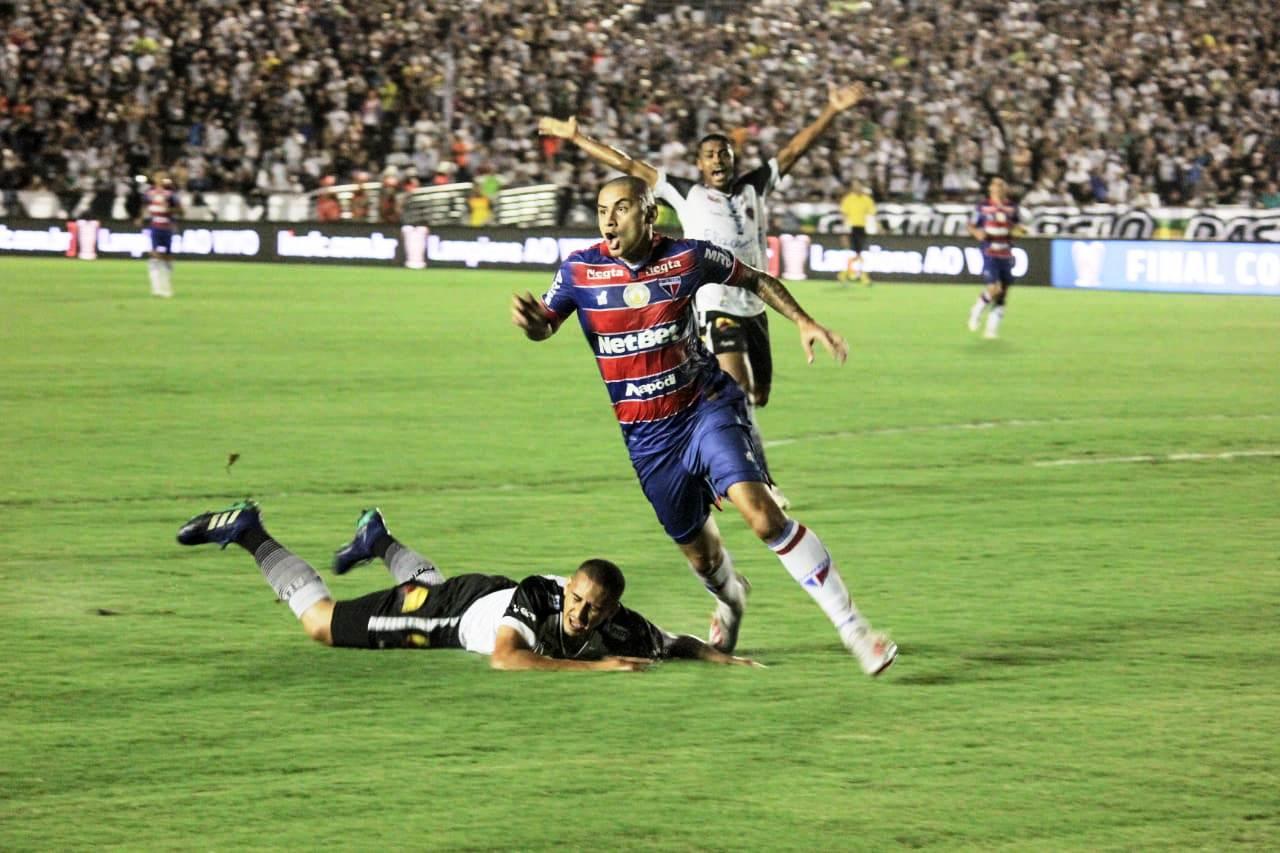Pb Esportes Fortaleza Vence O Botafogo Pb E E Campeao Do Nordeste Pb Esportes